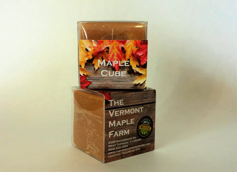 Maple Cube - Certified Organic