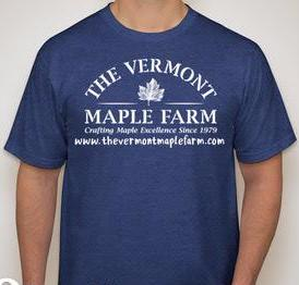 The Vermont Maple Farm Tee