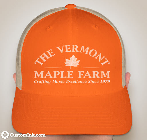 The Vermont Maple Farm Hat