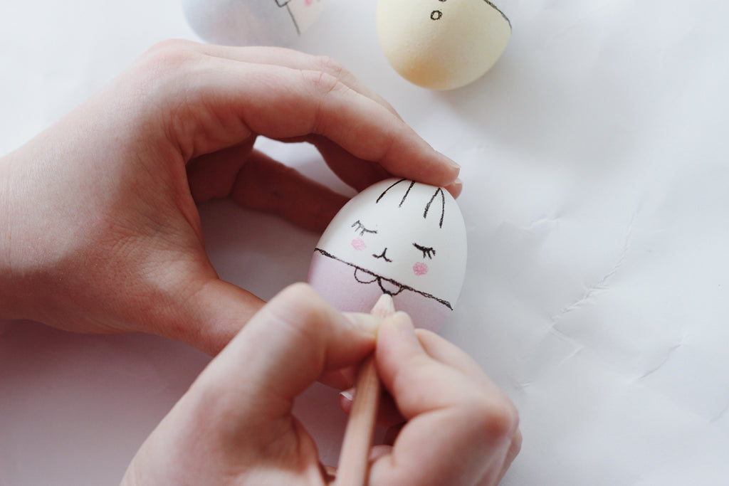 Bunny Easter Egg DIY