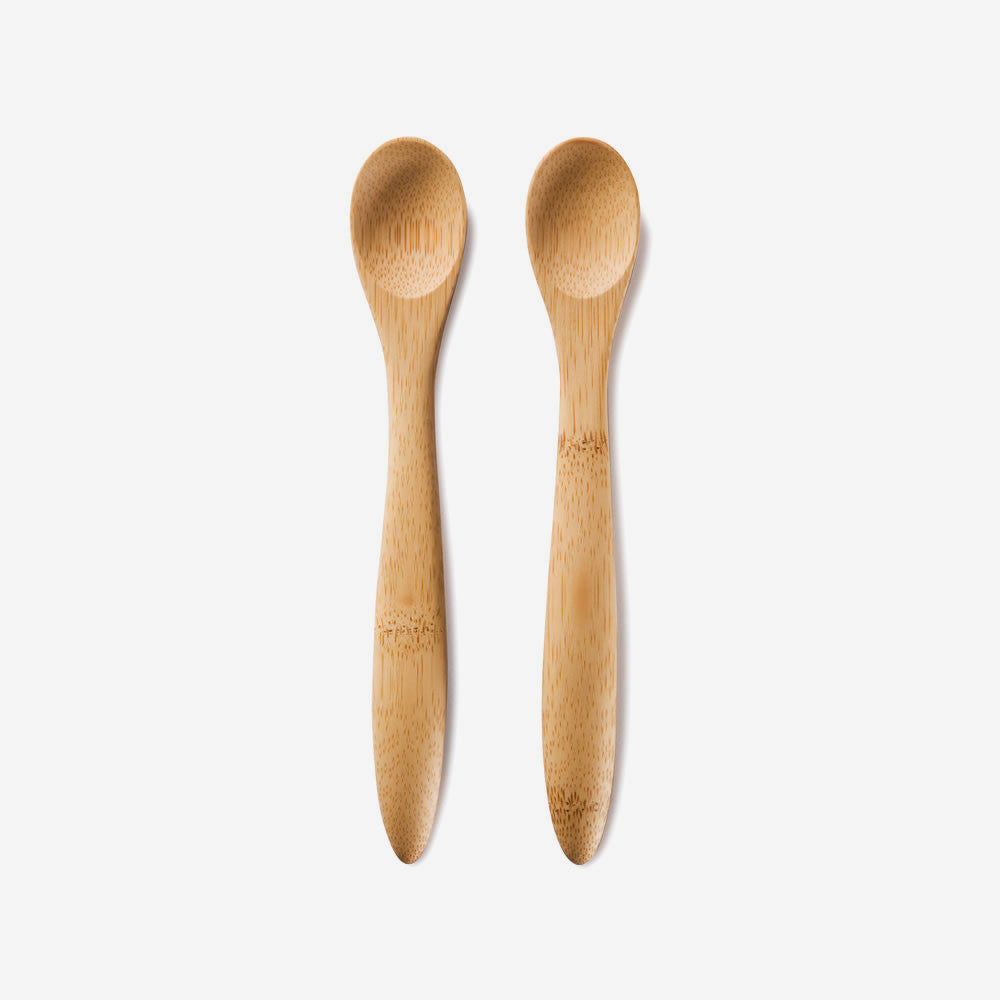 Bamboo Feeding Spoon Set