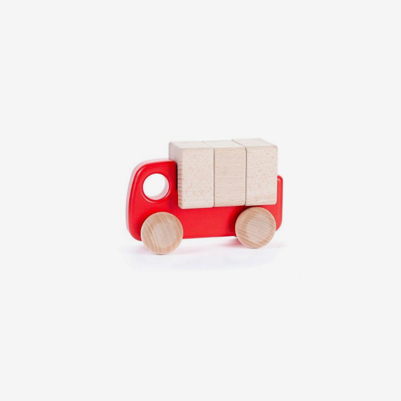 Little Lorry - Red