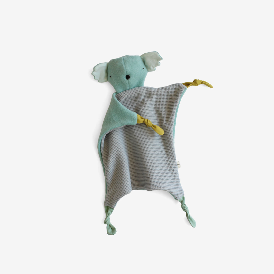 Organic Fleece Lovie - Koala