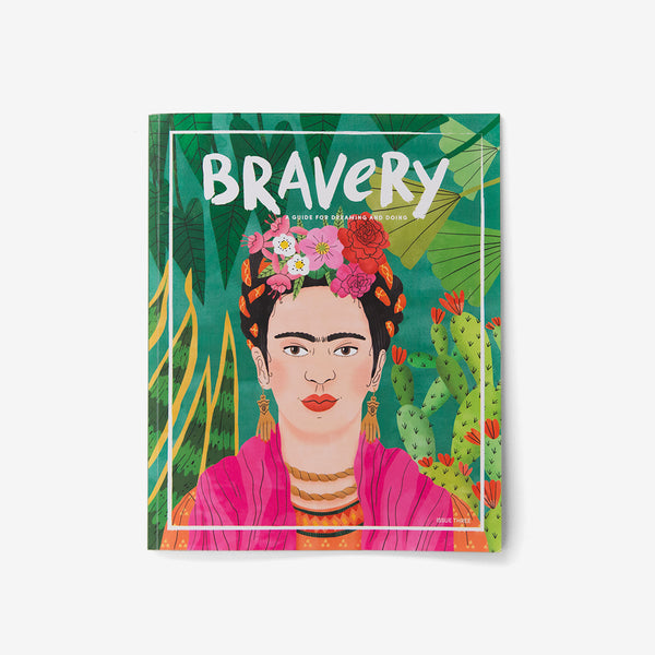 Bravery Issue #3 - Frida Kahlo