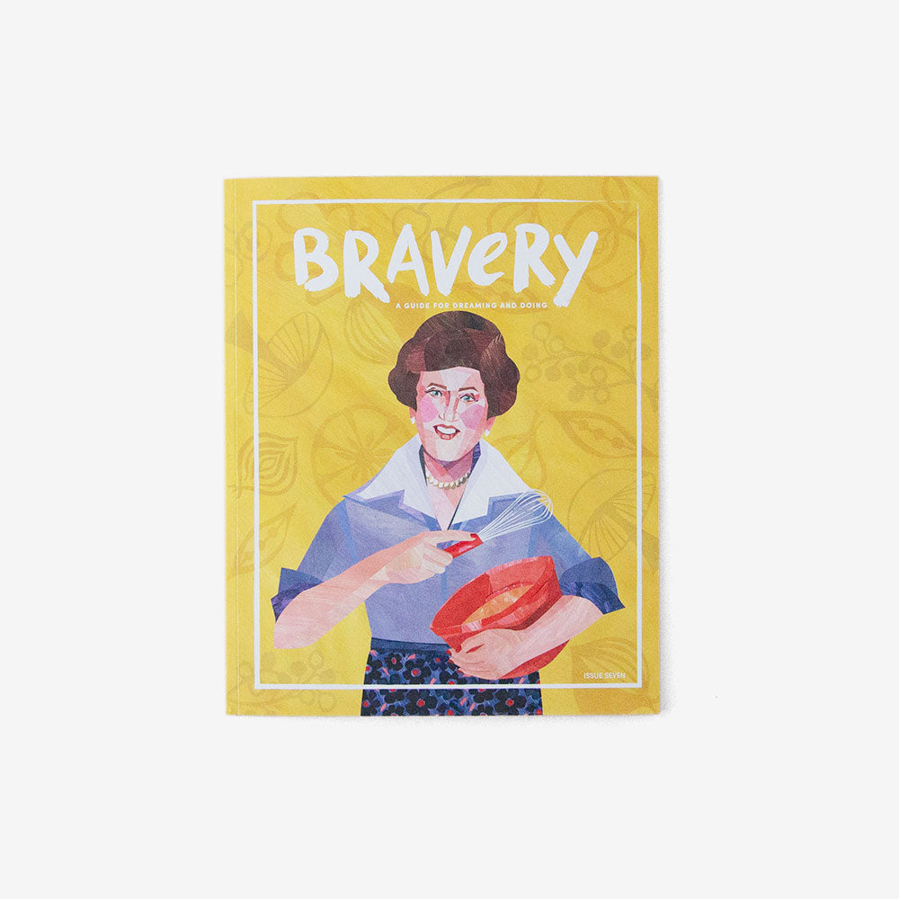 Bravery Issue #7 - Julia Child