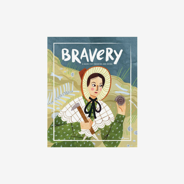 Bravery Issue #9 - Mary Anning