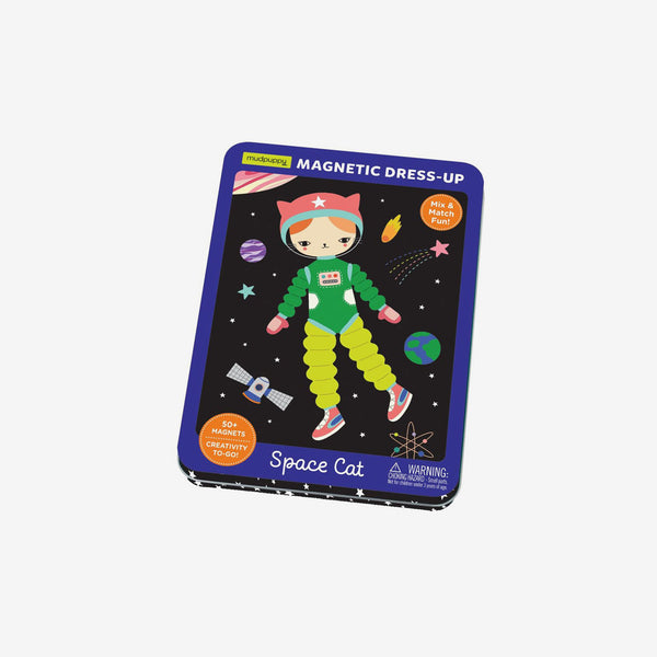 Magnetic Figures - Space Cat