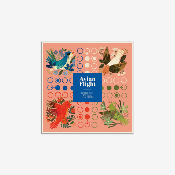 Classic Games Bandana - Avian Flight