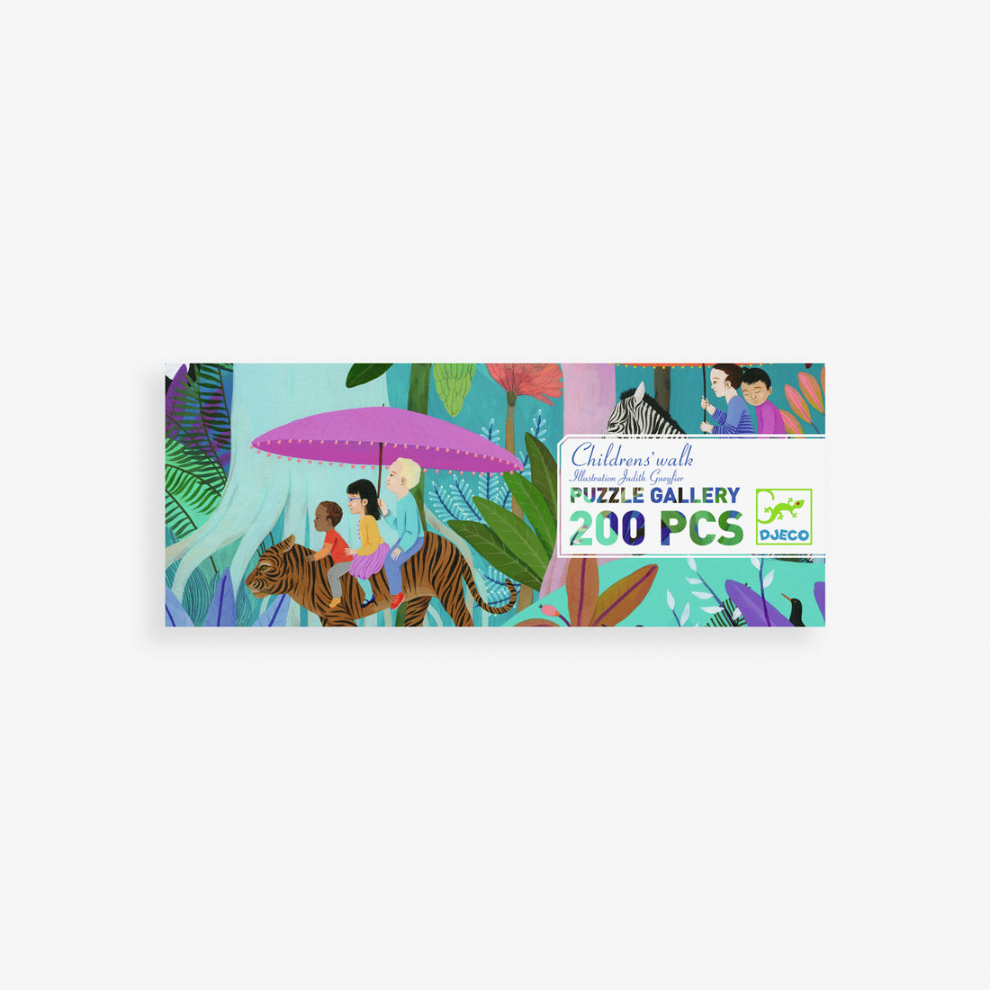 Gallery Puzzle - 200-piece Children's Walk