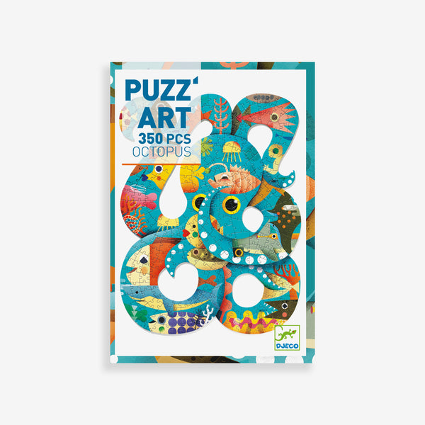 Puzz'Art - 350-piece Octopus