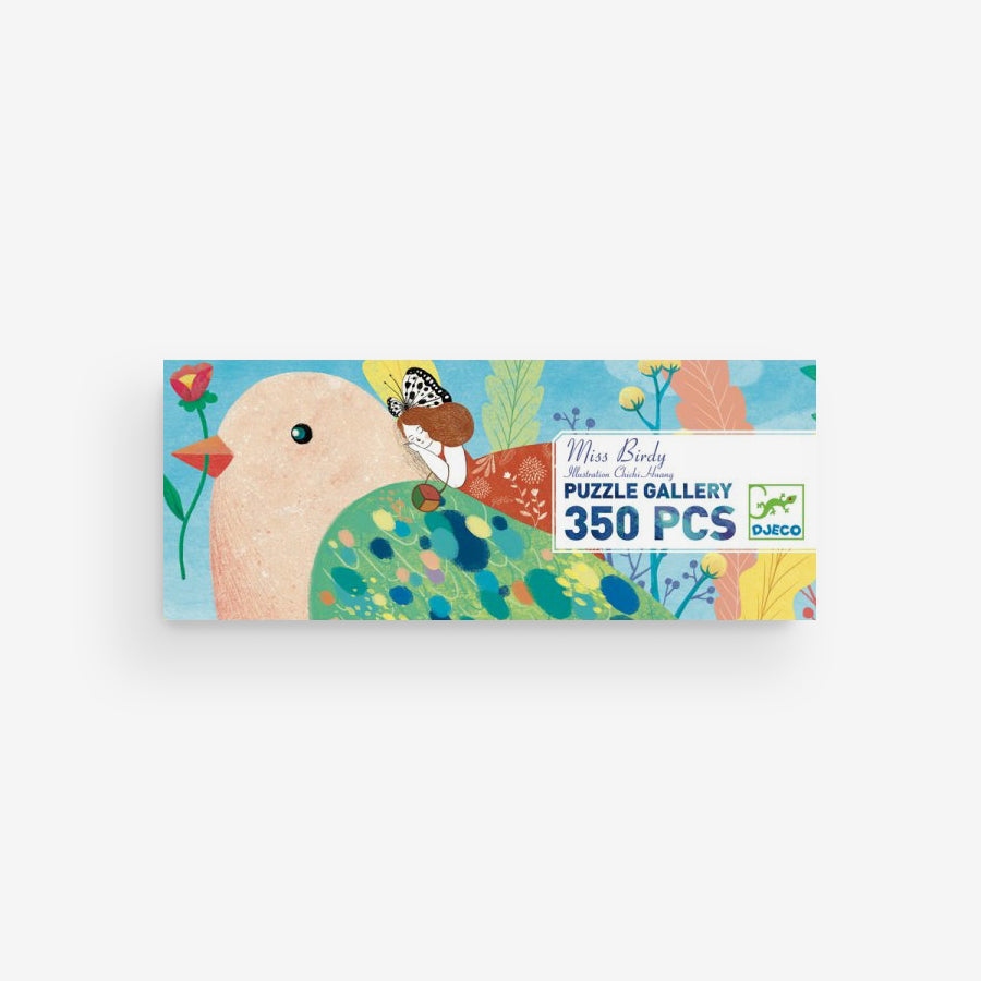 Gallery Puzzle - 350-piece Miss Birdy