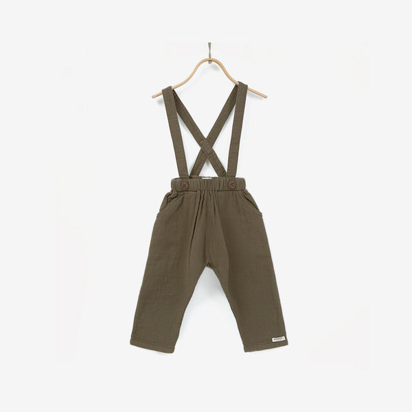 Bessy Chamois Suspender Trousers