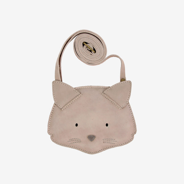 Britta Leather Bag - Kitty Cat