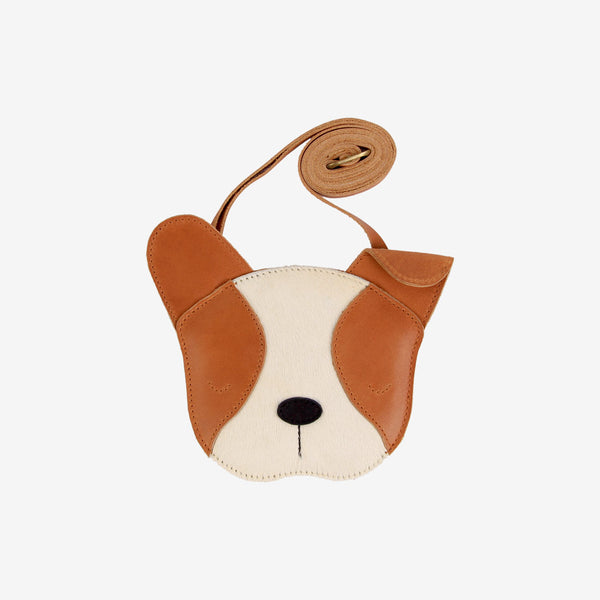 Britta Leather Bag - Pug