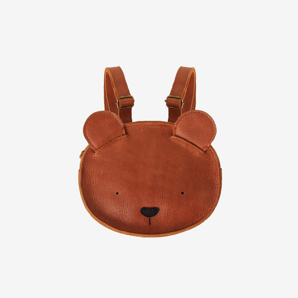 KAPI Backpack - Bear Cognac