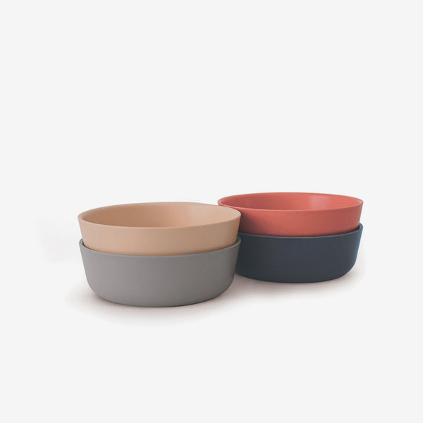 Bambino Bamboo Bowl Set - Scandi
