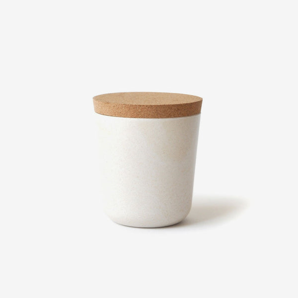 Gusto Bamboo Storage Jar with Cork Lid - XL