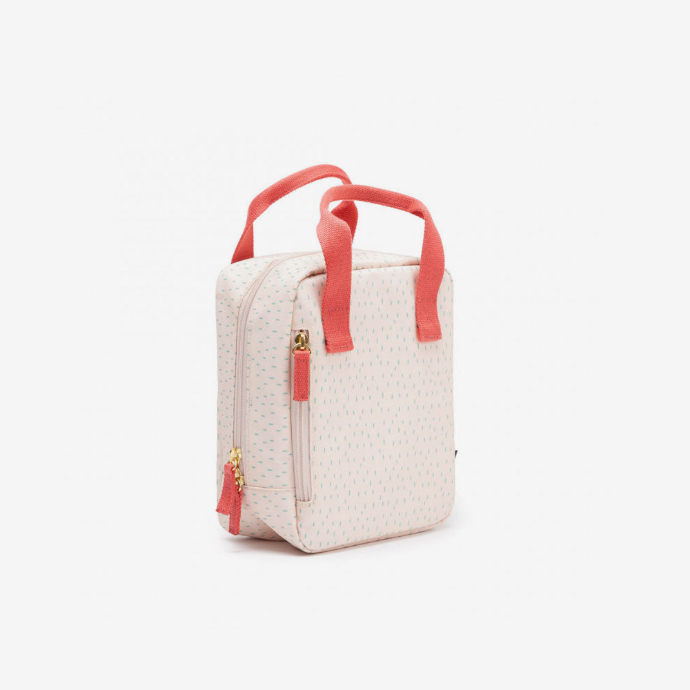 Recycled PET Isothermic Lunch Bag - Blush