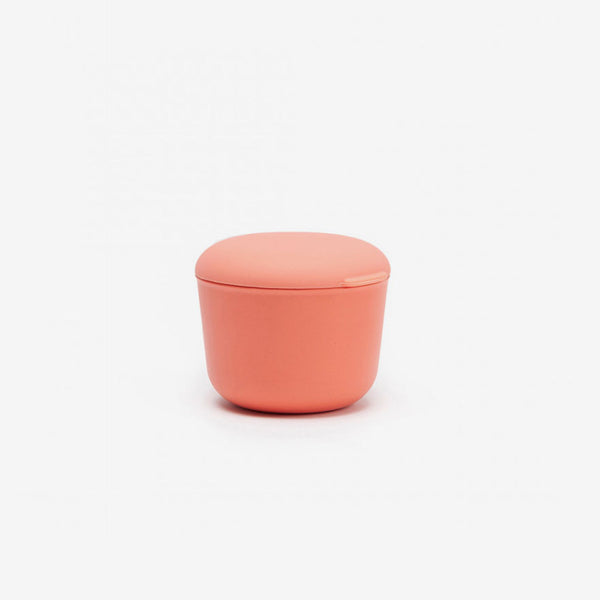 Sustainable Store & Go Container 8oz - Coral