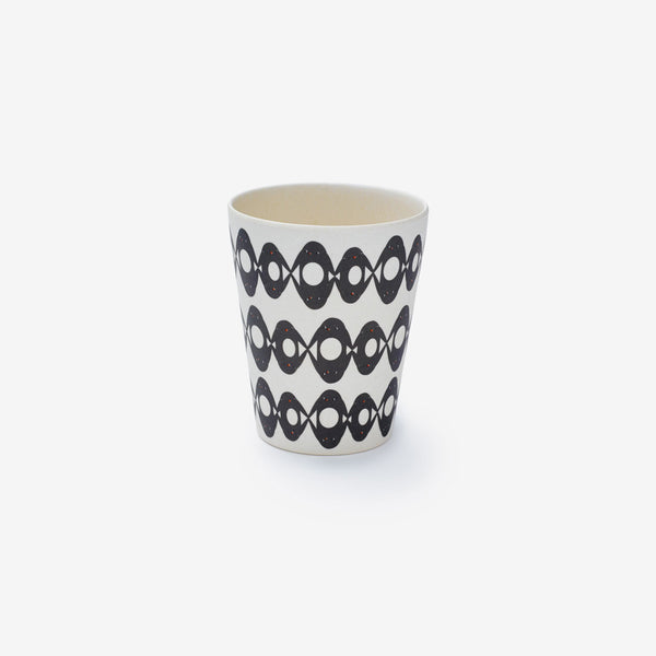 "Fable Bamboo 3.5"" Cups 4Pack - Penguin"