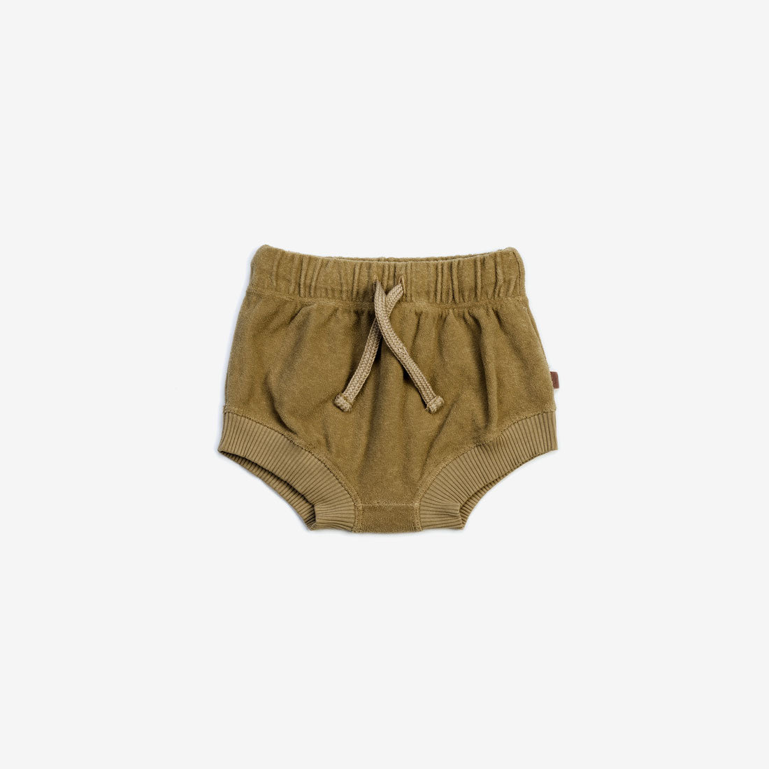 Organic Terry Bloomers - Olive