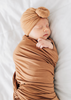 Stretch Swaddle - Mustard