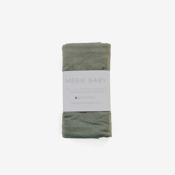 Stretch Swaddle - Olive
