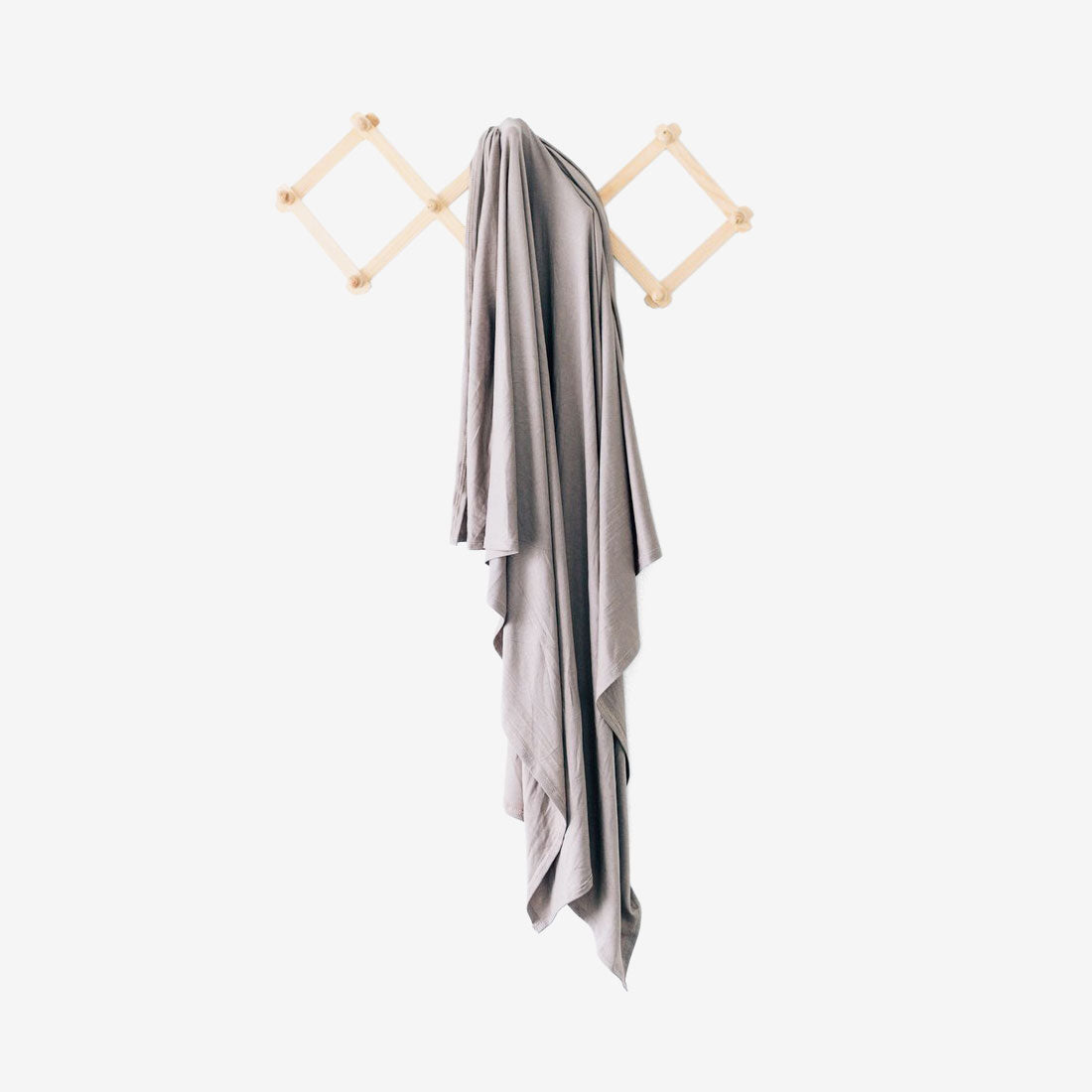 Stretch Swaddle - Taupe