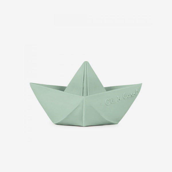 Origami Rubber Boat - Mint