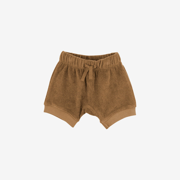 Organic Terry Short - Bronze