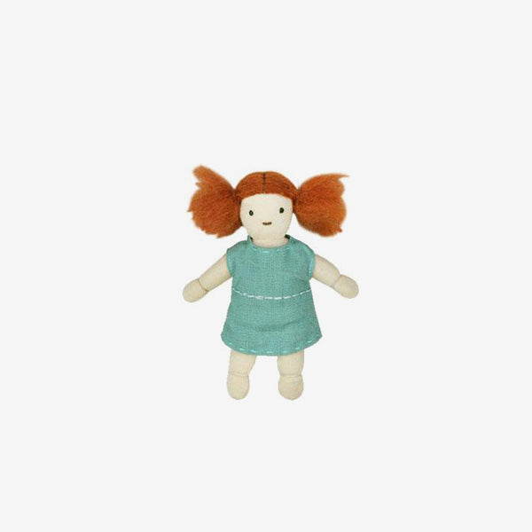 Holdie Folk Dollhouse Doll - Fern