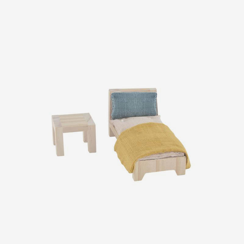 Holdie House Furniture - Single Bed Set