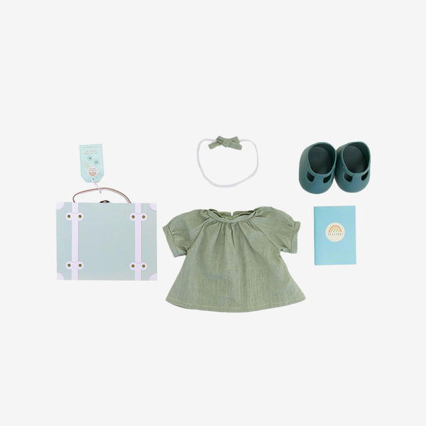 Dinkum Doll Travel Togs - Mint