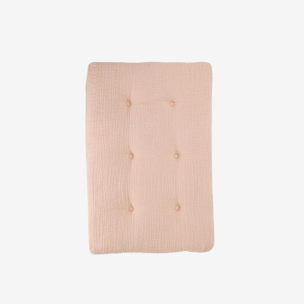 Dinkum Doll Nyla Baby Bed Mattress - Rose
