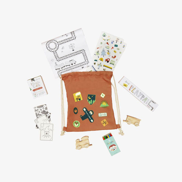 Playpa Play'n Pack - Forest