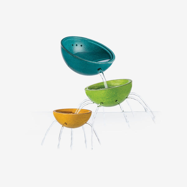 Bath-time Fountain Bowl Set