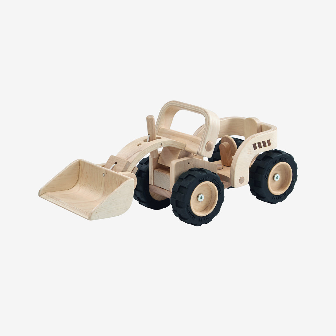 Big Wooden Trucks - Bulldozer