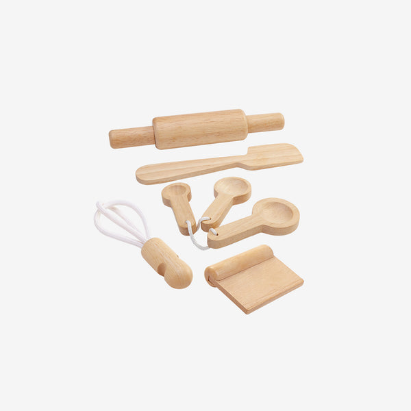Pretend-Play Baking Utensils
