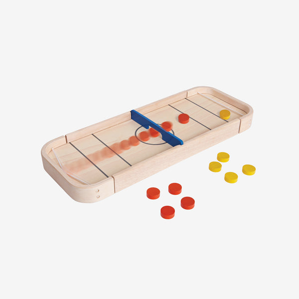 Tabletop 2-in-1 Shuffleboard Game