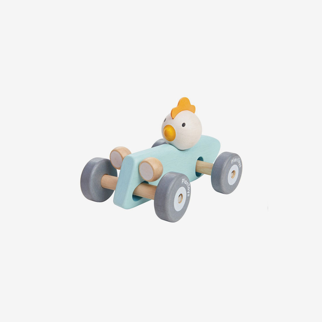 Chicken Racing Car