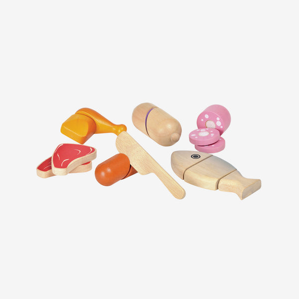 Play Food - Meats Set