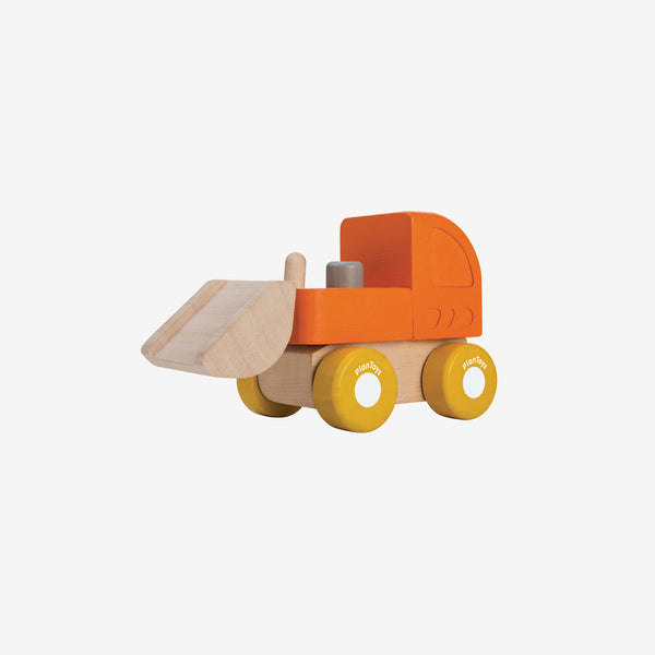 Mini Rubberwood Truck - Bulldozer