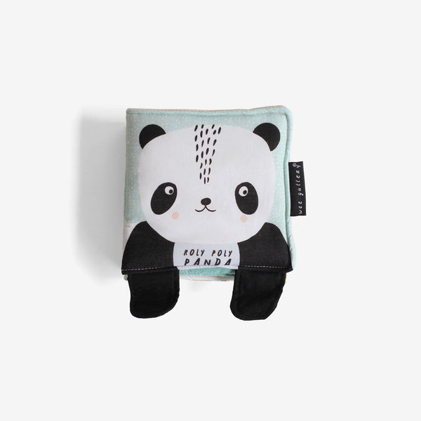 Baby's First Soft Book - Roly Poly Panda