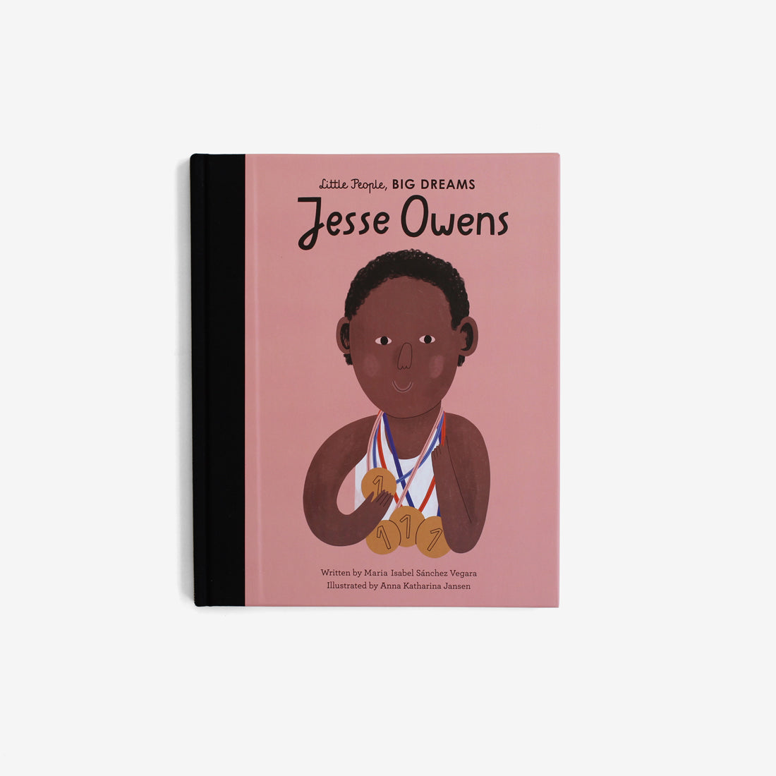 Little People, Big Dreams: Jesse Owens
