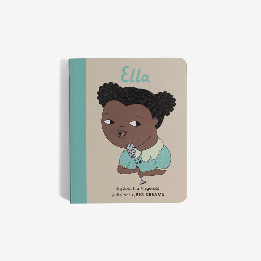 My First LPBD Board Book - Ella Fitzgerald
