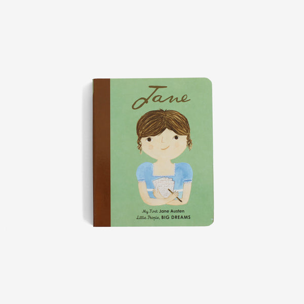 My First LPBD Board Book - Jane Austen