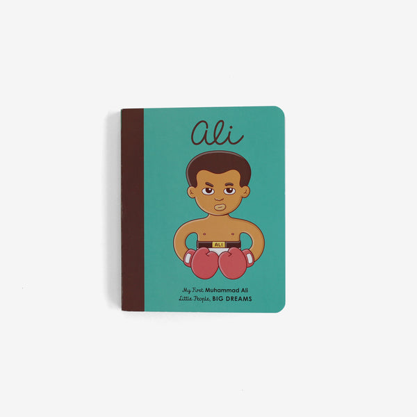My First LPBD Board Book - Muhammad Ali