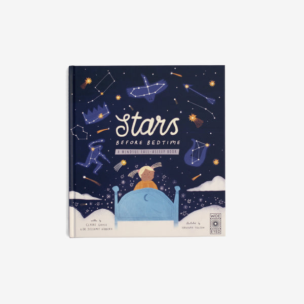 Stars Before Bedtime - a mindful fall-asleep book