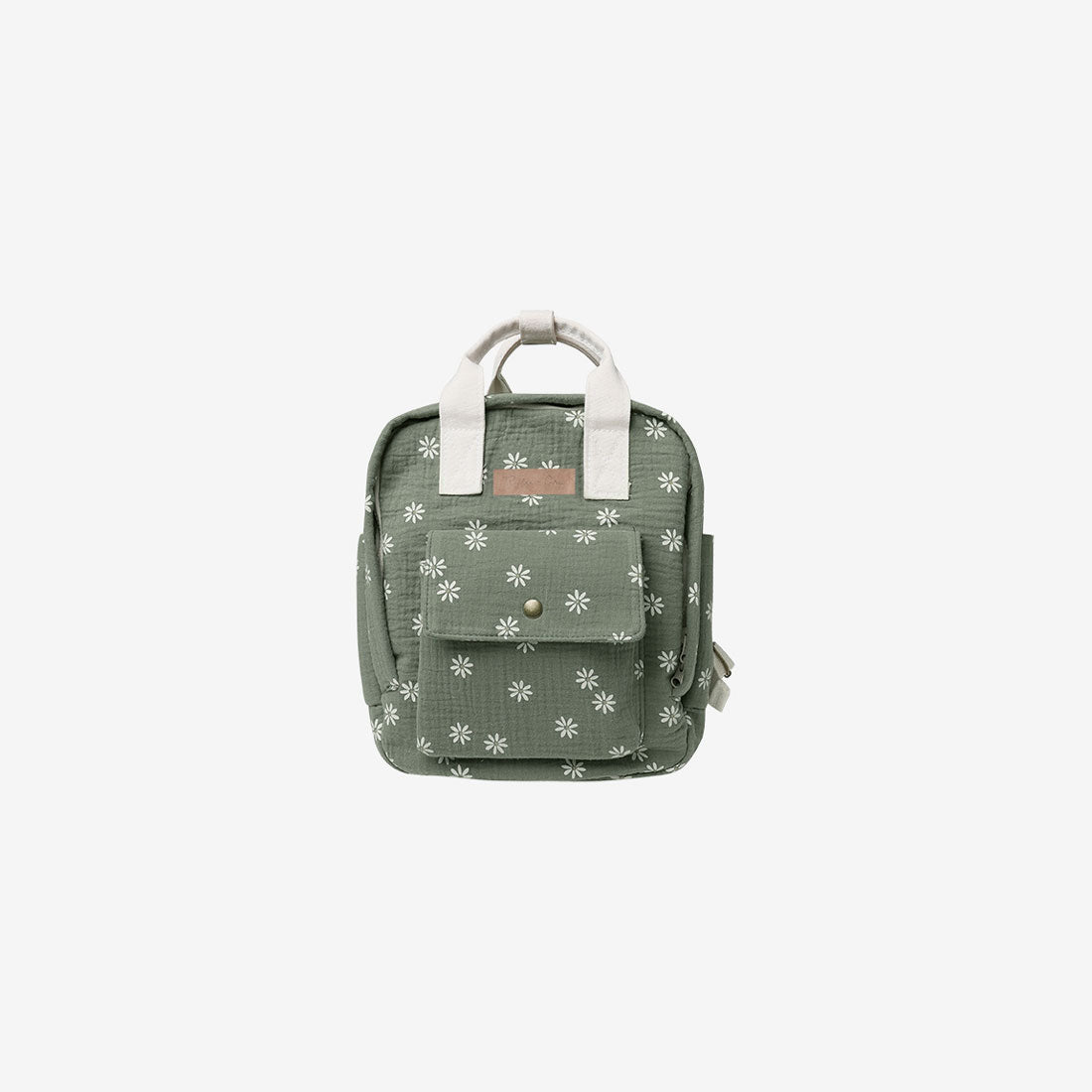 Kid's Mini Backpack - Fern Daisy