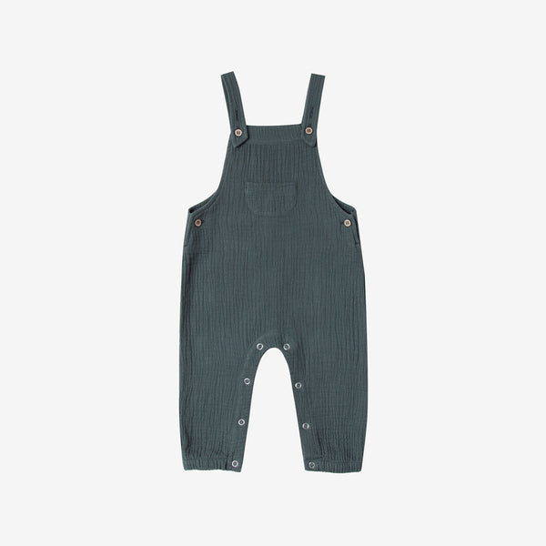 Classic Baby Overall - Storm